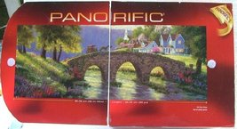 Panorific 1000 Piece Puzzle. Old Stone Bridge. by Sure-Lox - $24.98