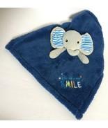 "Baby Gear Blue Elephant Lovey Security Blanket 15"" x 15"" - $29.99"