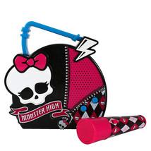 Monster High Sing-A-Long Karaoke System - $50.37