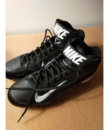 Nike Huarache Baseball size 12 Strike Metal Cleats 615965-010 - $27.99