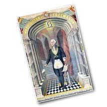Freemason President George Washington Fredericksburg VA Repo 11x17 Poster - $10.84