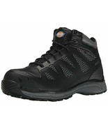 New Dickies Men's Fury Mid Safety Athletic High Top Steel Toe Size 8 New - $65.00