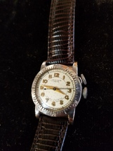 1940 Longines Weems Navigational Wrist Watch - $925.00