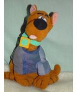 Cartoon Network Scooby Doo Bean Bag Plush - $7.00