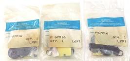 LOT OF 3 NEW REXROTH P67916 REPAIR KITS
