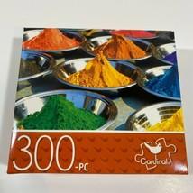 Cardinal 300 pieces Jigsaw Puzzle New TIKKA POWDERS - $9.40