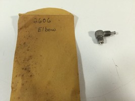 (1) Poulan Chainsaw 2606 Elbow 530002606 New Old Stock - $7.49