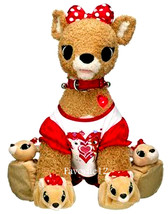 Build a Bear Sweet Dreams Clarice Reindeer Doe Stuffed Plush Toy Animal ... - $199.97