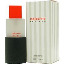 CLAIBORNE for Men by Liz Claiborne Cologne 3.4 oz 3.3 NEW IN BOX  - $24.80
