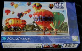 BRAND NEW FACTORY SEALED 500 PiecePuzzlebug Jigsaw Puzzle Fancy Flight - $5.93