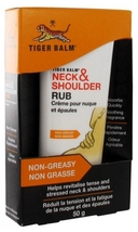 Tiger Balm Neck & Shoulder Rub 50G - $23.80