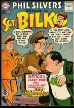 SERGEANT BILKO #10-PHIL SILVERS-CBS TV SERIES-1958-DC VF - $242.50