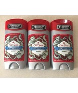 NEW Old Spice Solid Deodorant 2.6 oz Wolfthorn (3 Pack) Wild Collection  - $20.41