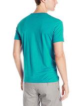 New Lacoste Men's Short Sleeve Henley Jersey Pima Cotton Regular Fit T-Shirt image 11