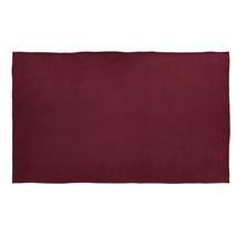 BURLAP MERLOT Table Cloth - 60x102 - Country Farmhouse - VHC Brands