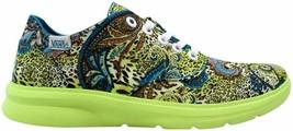 Vans Iso 2 + BlBrd/Green Leopard/Paisely VN0004O1IG2 Men's Size 5.5 - $70.00