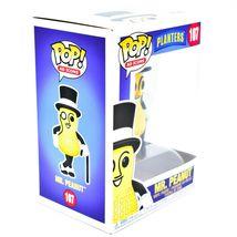 Funko Pop! Ad Icons Planters Peanuts Mr. Peanut #107 Vinyl Action Figure image 5