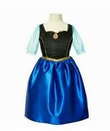 Disney Princess Anna Frozen Dress Sizes 4-6X Costume Halloween Dress Up ... - $19.79