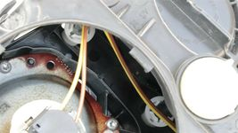 07-12 Mercedes Benz W164 ML320 GL450 Headlight Lamp Halogen Driver Left LH image 9