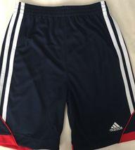 Neu adidas Rot Weiß Blau Amerika USA Jungen 2 Teile T-Shirt & Shorts Set image 3