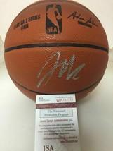 Autographed/Signed JAHLIL OKAFOR Philadelphia 76ers Spalding Basketball ... - $99.99
