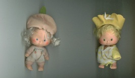 BUTTER COOKIE & APRICOT Strawberry Shortcake dolls - $9.00