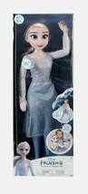 "NEW SEALED HUGE Disney Princess 32"" Playdate Frozen Elsa Doll Target Exc... - $178.19"