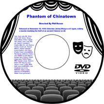 Phantom of Chinatown 1940 DVD Movie Mystery Keye Luke Grant Withers Lotu... - $3.99