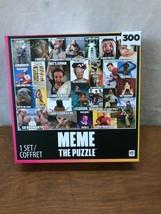 Meme il Puzzle - 300 Pezzi - 61cm X 45.7cm Da Milton Bradley - Nuovo Inscatolato - $6.13