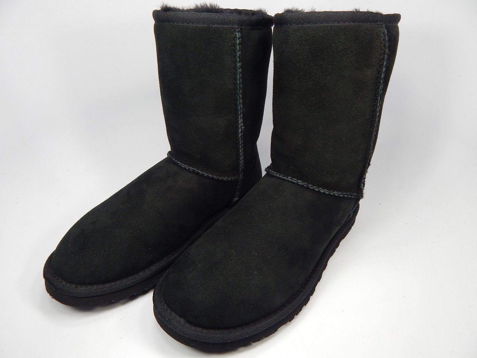 17c952bf770 UGG Australia Classic Short Sheepskin Black and 50 similar items