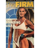 The Firm : Firm Parts Standing Legs Workout VHS Video Out Of Print - $6.89