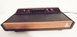 Atari 2600 Woodgrain Console - $55.00