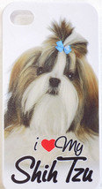 I Love My ShihTzu Hard Case for iPhone 4 and 4S - $9.99