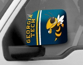 Georgia GA Tech Yellow Jackets NCAA Football Car Truck Mirror Covers Large - $8.41