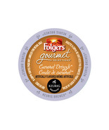 Folgers Caramel Drizzle Coffee, 24 count K cups, FREE SHIPPING  - $19.99