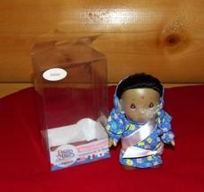 """Precious Moments Hi Babies 4"""" Costume Doll ~ India Sari & Head Covering NIB - $5.95"""