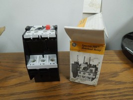 GE Spectra 700 Overload Relay #CR7G1WG 1.3-1.9A Use w/ Size: A-F New Surplus - $50.00