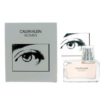 Calvin Klein Woman Perfume 1.7 Oz Eau De Parfum Spray image 1