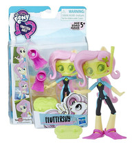 My Little Pony Equestria Girls Minis Beach Collection Fluttershy NIP - $12.88