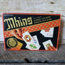 Mhing Vintage Classic Card Game Based On Mah Jong - $17.41