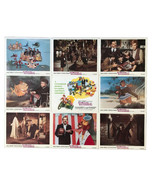 Bedknobs And Broomsticks Orig. Reissue 1979 Lobby Card Set Of (9) 11x14 ... - $74.65