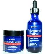 Reventin Advanced Retinol Deep Recovery Night Cream & Antioxidant Day Se... - £14.33 GBP