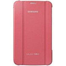 Samsung Carrying Case (Book Fold) for 7 Tablet - Berry Pink - Synthetic Leather - $20.05