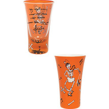 Lolita Miss Crazy Bones Shooter Shot Glass Retired Rare Halloween Skeleton - $10.39