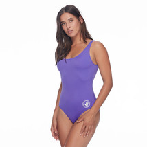 Body Glove Women's Smoothies U & Me One Piece Swimsuit Purple Rain CLOSI... - $29.90