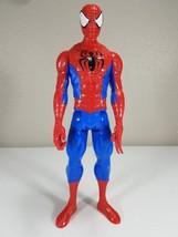 "Marvel's Ultimate Spider-Man - Spider-Man - Titan Heroes 12"" Series - $4.00"