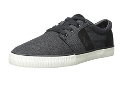 Polo Ralph Lauren Men's Halmore Nylon Fashion Sneaker Size 10 - $39.55
