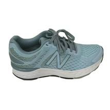 New Balance 680 V6 Running Shoes Sneakers Women Size 8 Blue Gray w680la6 - $37.61