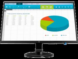 "1RM28AA HP N246v 23.8"" Monitor FHD Sharp 1920x1080 Res, 16:9 250cd/m², 3Yr Wrty - $163.88"
