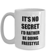 Freestyle Mug Sport Fan Lover Funny Gift Idea Novelty Gag Coffee Tea Cup... - $17.97